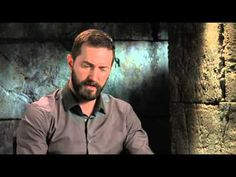 The Hobbit  An Unexpected Journey Interview - Richard Armitage