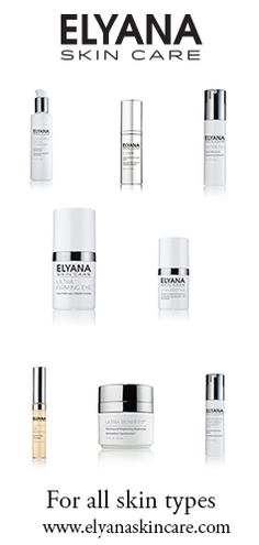 Skin Care that works!! Elyana Skin Care - Private Label Skin Care for Men and Women of all Skin Types