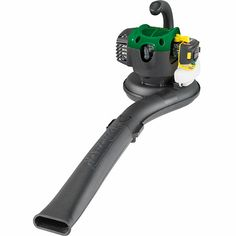 25cc 2-Cycle Gas Blower  by Weedeater 290 cfm Air Flow 170 mph Air Speed 25cc Cylinder Displacement Reduced Vibration Handle Non-CARB Compliant/Not For Sale In California