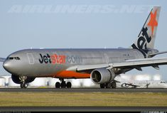 Jetstar Pacific Airbus A330-203