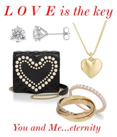 """Love brings love"" by suusbelle on Polyvore featuring Finn, Arabella, Boutique Moschino en suusjuwelier"