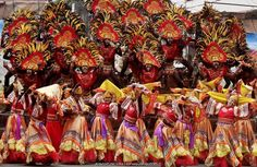 Sole Escape: How to Get to Iloilo for the Dinagyang Festivities...