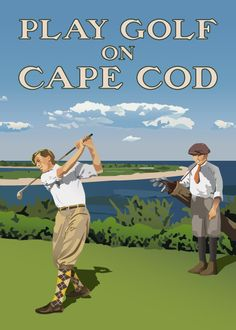 Expert Golf Tips For Beginners Of The Game. Photo by D-Stanley Golf is enjoyed by many worldwide, and it is not a sport that is limited to one particular age group. Cape Cod, Golf Sport, Art Deco, Best Golf Courses, Quelques Photos, Vintage Golf, Golf Humor, Golf Fashion, Ladies Fashion