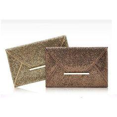 The Ultimate Elegant Glitter Bling Clutch