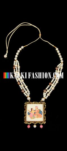 Buy Online from the link below. We ship worldwide (Free Shipping over US$100) http://www.kalkifashion.com/mughal-picture-art-neclace.html Mughal picture art neclace