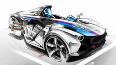 BMW, Why U No Build This Awesome 3-wheeler?