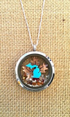 i simply ADORE this michigan fall locket by LoveSmittenDesigns on Etsy! The Mitten State, State Of Michigan, Michigan Travel, Origami Owl, Jewlery, Diy Jewelry, Vintage Jewelry, Jewelry Design, So Little Time