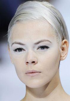 white makeup - Google Search