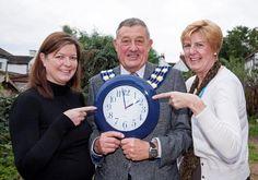 Launch of timebanks Nov 2014