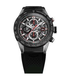 Baselworld 2015: Introducing The First Skeletonized TAG Heuer Carrera | WatchTime - USA's No.1 Watch Magazine