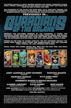 Preview: Guardians Team-Up #5,   Guardians Team-Up #5 Story: Andy Lanning & Andy Schmidt Art: Gustavo Duarte Cover: Humberto Ramos Publisher: Marvel Publication Date: May...,  #All-Comic #All-ComicPreviews #AndyLanning #AndySchmidt #Comics #GUARDIANSTEAM-UP #GustavoDuarte #HumbertoRamos #Marvel #Previews