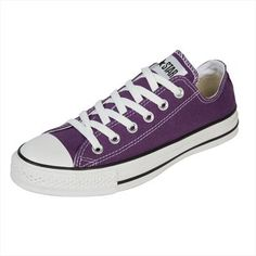 21404c4ba312 Converse All Star Ox Shoes - Laker Purple - Unisex designer shoes from Converse  Converse All