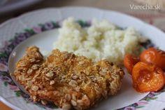 Poriadny rezeň musí byť? Pripravte ho 10-krát inak! Grains, Rice, Food, Essen, Meals, Seeds, Yemek, Laughter, Jim Rice