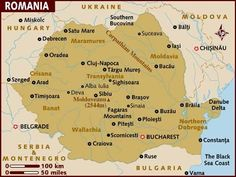 Map of Romania and travel information about Romania brought to you by Lonely Planet. Capital Of Romania, Romanian Language, Transylvania Romania, The Beautiful Country, Natural Wonders, World Heritage Sites, Learning, Eastern Europe, Bulgaria