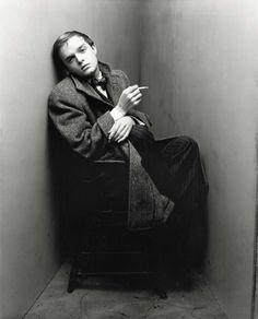 <i>Truman Capote. Irving Penn