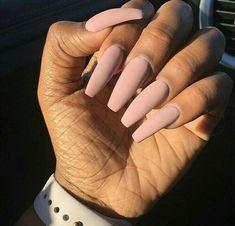 Matter nude nails @GottaLoveDesss