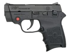 Smith & Wesson® Introduces New M&P® BODYGUARD®  Handguns with Crimson Trace® Laser Sights