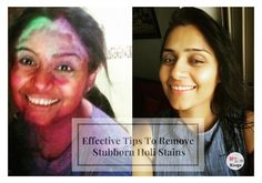 Effective Tips To Remove Stubborn Holi Colours Holi Colors, Colours, Indian Festivals, Off Colour, How To Remove, Tips, Blog, Beauty, Advice