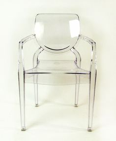 Beau Ghost Chair