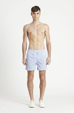 Bastien Grimal Models a Sporty Spring/Summer 2013 Collection from Maison Kitsuné Human Poses Reference, Pose Reference Photo, Figure Drawing Reference, Body Reference, Anatomy Reference, Man Anatomy, Anatomy Poses, Body Anatomy, Mode Man