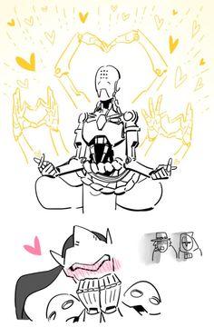 Awwww Genji!!!