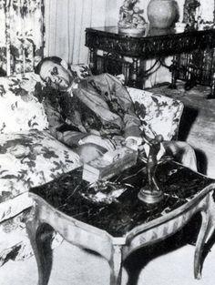 Bugsy Siegel Dead