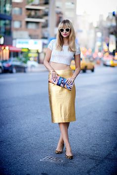 The 12 Best-Dressed LA Bloggers at NYFW
