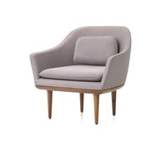 Materials Solid wood legs, Upholstered moulded foam frame Dimensions W850x D710 x H800mm Seating height: 420mm Upholstery For upholstery material and..