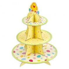 3 Tier Easter Cupcake Stand - Easter Baking - Easter Standing tall and proud :D Easter Half Term, Easter 2015, Cupcake Boxes, Themed Cupcakes, Hoppy Easter, Easter Treats, 70th Birthday, Bake Sale, Tea Party
