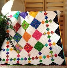 Scrappy Quilt patterns, Baby Quilts, quilt patterns, beginner