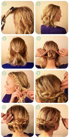DIY hairstyles | Fuzito
