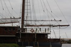 Savannah - sailboat - tall ship