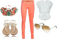 Summer, created by albe23 on Polyvore