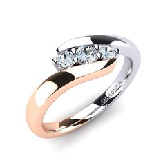An engagement rings is given to someone at the time of a marriage proposal. Traditionally, women receive the engagement ring and are expected to wear it starting from the time of the proposal. Glamira Ring, One Ring, Cheap Engagement Rings, Beautiful Engagement Rings, Trilogy Engagement Ring, Diamond Gemstone, Diamond Rings, Bling Bling, Jewelry Rings