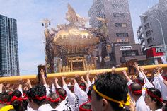 Tomioka Hachiman Shrine Festival