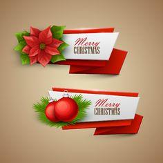 Vector christmas banners illustration set 03 - https://gooloc.com/vector-christmas-banners-illustration-set-03/?utm_source=PN&utm_medium=gooloc77%40gmail.com&utm_campaign=SNAP%2Bfrom%2BGooLoc