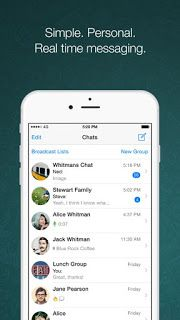 Update:- You Can Now Send Offline Messages on iOS On Whatsapp