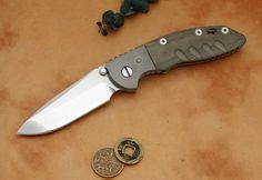Hinderer XM-18 Customized handle