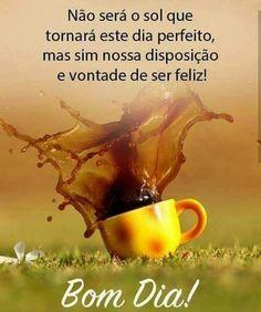 Bom dia! ! #diabom#bomdia #boasemana #coragem #confiança #perseverança #pensamentospositivo #humildadesempre #bondade #abençoadia… Coffee Is Life, Gold Rings, Instagram Posts, Gifs, Wesley, Mornings, Pug, Envelopes, Emoji