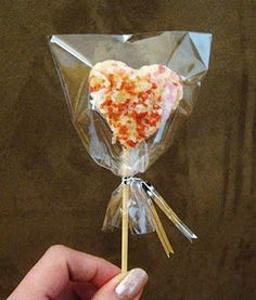 Valentines day! These are REAL easy to make :)