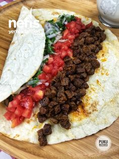 Iftar, Quesadillas, Turkish Pizza, Turkish Recipes, Ethnic Recipes, Keto Diet List, Pasta, Good Food, Yummy Food