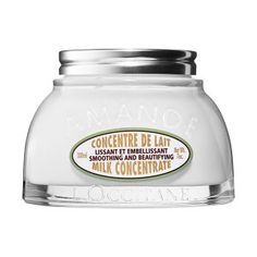 L'Occitane - Almond Smoothing and Beautifying Milk Concentrate #sephora