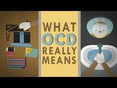 Debunking the myths of OCD - Natascha M. Santos - YouTube