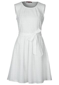 White. <3 @ Zalando