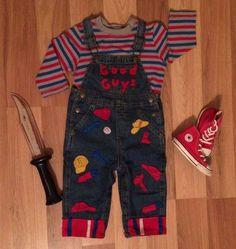 Chucky Good Guys Custom Made Halloween Costume ( Baby & Kids ) in Houston, TX - OfferUp