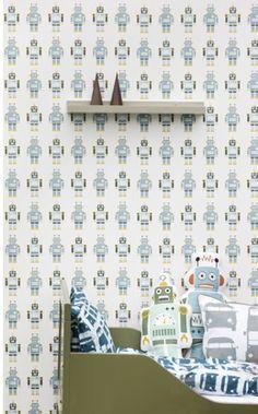 Robot Wallpaper!!