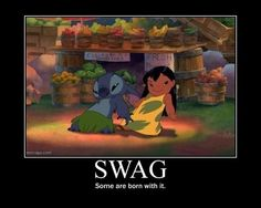 Lilo and Stitch :)