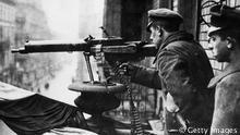پہلی عالمی جنگ کے دوران بھی مشین گن سے نکلی ہوئی گولیوں نے بہت بڑی تعداد میں فوجیوں کو موت سے ہمکنار کیا
