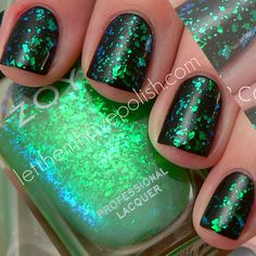 125 Best St. Patrick's Day Nails! View them all right here ->   http://www.nailmypolish.com/st-patricks-day-nails/   @nailmypolish