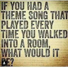 Answer!!!! Mine would b Dance (A$$) by Big Shawn ft Niki Minaj